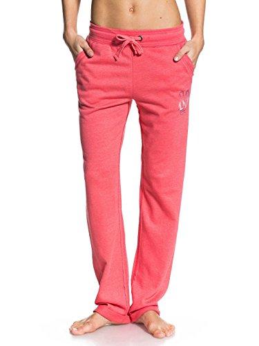Roxy - Pantalone da donna, rosa(calypso coral), S