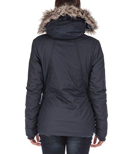 Bench Damen Jacke Jacke Debonair Total Eclipse