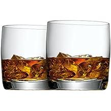WMF Whiskeyglas Tumbler Whiskybecher 2er Set Clever & More Kristallglas 300ml Whiskybecher Caipirinhabecher spülmaschinengeeignet kratzbeständig bruchsicher klar transparent