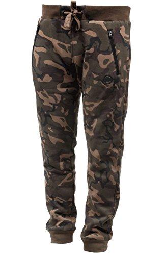 Fox Green /& Black Jogger Shorts Gr XL kurze Jogginghose Hose