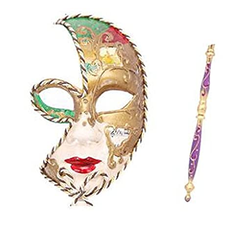 Halloween Kostüm Maske Halloween Maske Masquerade Handmasken Venedig Maske (Venedig Karneval Kostüme Uk)