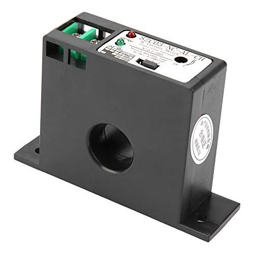 Wechselstromsensor-Schalter - normalerweise geschlossen Stromerfassungsschalter einstellbar AC 0,5-200A SZC03-NC-AL-CH