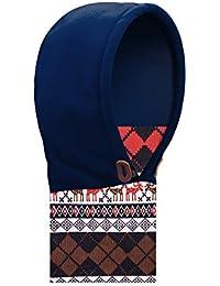 Small Playshoes Velcro Passamontagna Blu Taglia Produttore: 47//49centimeters Marine 11 Unisex-Adulto