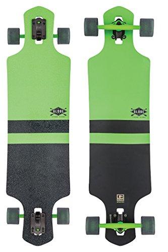Globe Longboard Geminon 38.5 Fluoro Green/Black, One size