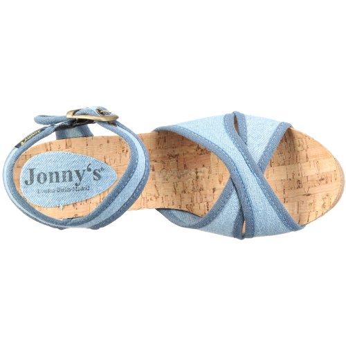 Jonny's Esther 0884, Sandali donna Blu