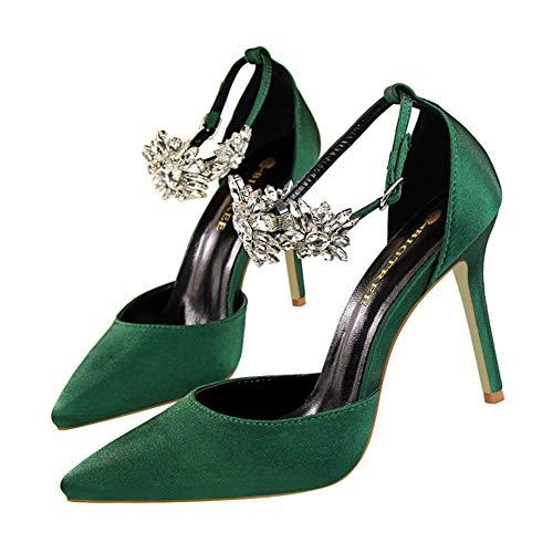 Moquite 2054 Moda Sexy Zapatos Mujer Zapatos