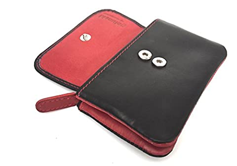 Ladies NEW Gounski Super Soft Leather Coin Purse Zen 22