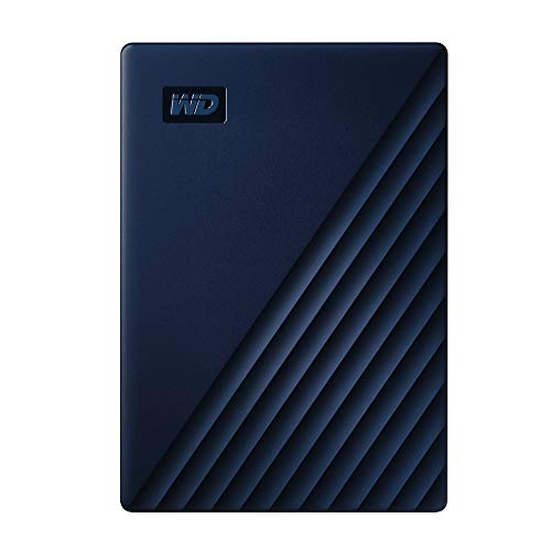 WD 2TB My Passport for Mac Portable Hard Drive - Time Machine ready with Password Protection