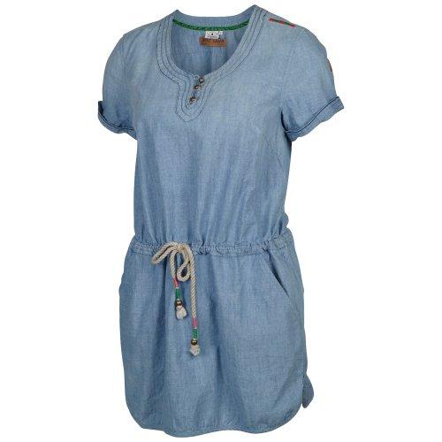 Chiemsee Effi Robe pour femme Bleu bleu marine
