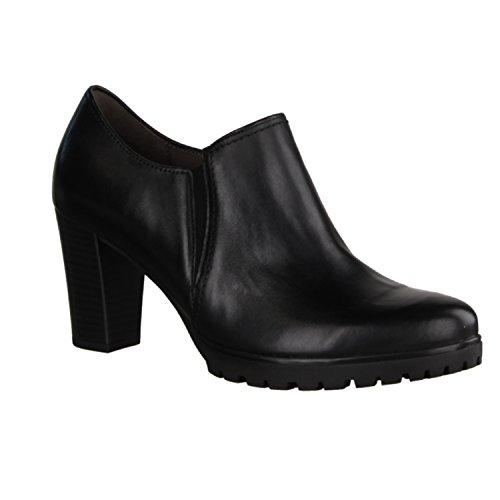 Gabor Donna scarpa décolleté nero, (schwarz) 35.251.27 Nero