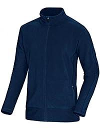 Jako chaqueta de forro polar team, color - marine/schwarz, tamaño extra-large