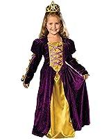 Girl's Regal Queen Costume