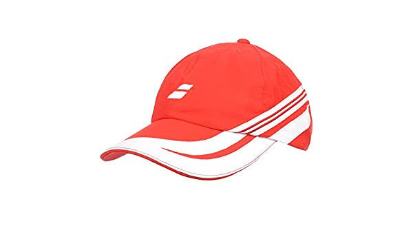 Babolat Adults Tennis Cap - One Size - Red  Amazon.co.uk  Sports   Outdoors 8270a8b19c7c