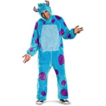 Adult Sulley Fancy dress costume