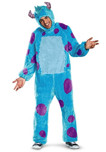 (Plus Size Sulley Fancy dress costume 2X)