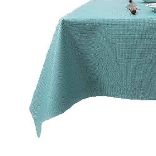Gleiche Flüssigkeit Formel (Dafang PVC Tischdecke abwischbar Gartentischdecke pflegeleicht und wetterfest ideal für Jede Party, Vereinsfeier, Geburtstagsfeier,137 * 220cm)