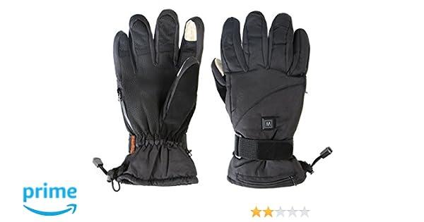 Medium Warmawear beheizbare Handschuhe DuoW/ärme mit W/ärmeschub-Funktion