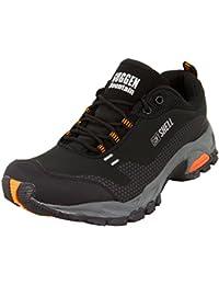 Zapatillas de senderismo Zapatos para caminar Botas de monta–a Zapatos de montana Nordic Walking Unisex Hombre Mujer GUGGEN MOUNTAIN T001
