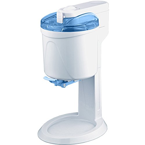 Gino Gelati Softeismaschine GG-45W-Blue Rico 4in1  im Test