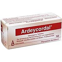 ARDEYCORDAL überzogene Tabletten 50 St Überzogene Tabletten preisvergleich bei billige-tabletten.eu