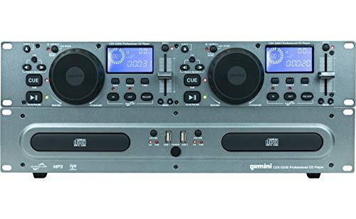 Gemini CDX-2250 Professional 2U Rackmount CD-Player