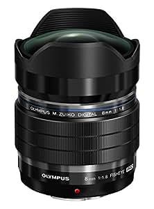 Olympus 8 mm M.ZUIKO Digital ED 1:1.8 Fisheye PRO Lens