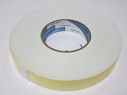 Bapna White Double Sided Foam Tape 25 mm x 10 Meter length