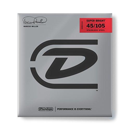 Dunlop Marcus Miller Super Bright - Bass - 045-105