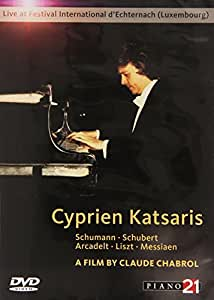 Cyprien Katsaris, Live at Festival International d'Echternach (Luxembourg, 1979)