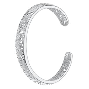V-EWIGE 925 silver elegant fashion style particular design bracelet / bangle jewellery classic design+gift bag.