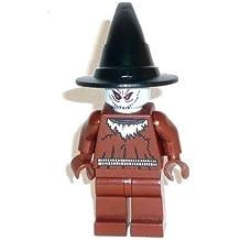 Custom Batman Figura Llavero Espantapájaros de piezas LEGO! La bruja NUEVO