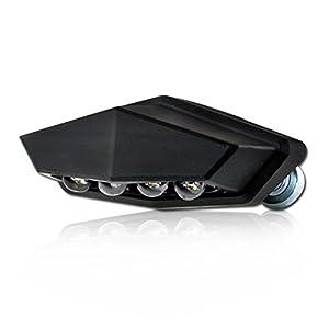 led kennzeichenbeleuchtung motorrad alu deine auto. Black Bedroom Furniture Sets. Home Design Ideas