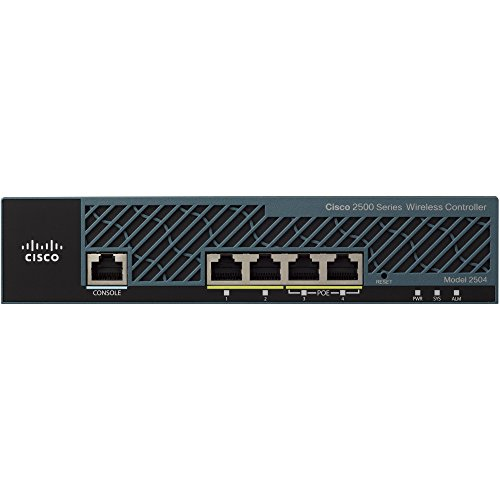 Cisco 2504 Wireless Controller for