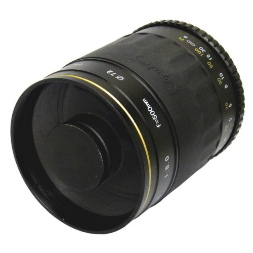 Deals For Opteka 500mm / 1000mm High Definition Mirror Telephoto Lens for Pentax K-S1, K-500, K-50, K-30, K5 IIs, K-7, K-5, K-3, K-2, K-X, K20D, K100D, K110D and K10D Digital SLR Cameras Online