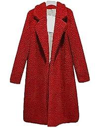 check out 602a7 33382 Amazon.it: velluto rosso - Giacche / Giacche e cappotti ...
