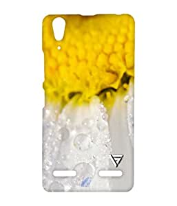 Vogueshell Droplets Printed Symmetry PRO Series Hard Back Case for Lenovo A6000
