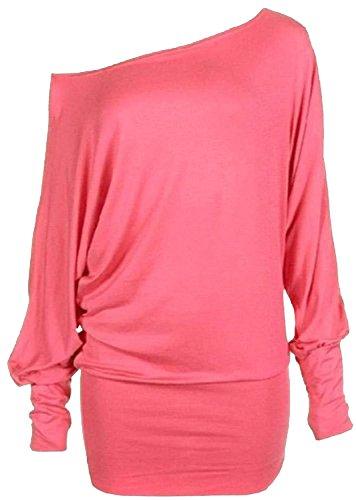 XClusive plusDamen robe Corail