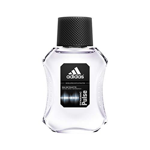 adidas Dynamic Pulse Eau de Toilette - Aromatisches, frisches Herren Parfüm - Passt perfekt zu einem aktiven Alltag - 1 x 50 ml -