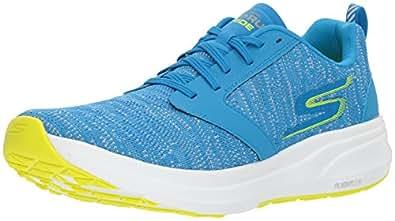Herren Go Run Ride 7 Hallenschuhe, Blau (Blue), 43.5 EU (Herstellergröße:9 UK,10 M US) Skechers