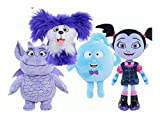 Vampirina-78001 Mini Peluches, Multicolor, Talla única (78001)