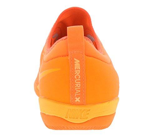 Nike MERCURIALX FINALE II IC 831974-888 Herren Hallenfußballschuhe Orange