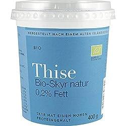 Thise Mejeri Bio Thise Bio SKYR Natur 0,2% (6 x 400 gr)