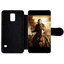 AUX Prix Canons––Funda estilo libro Aragorn Señor de los anillos Samsung Galaxy S5
