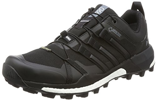 adidas Terrex Skychaser Gtx, Botas de Montaña para Hombre, Negro (Nero Negbas/Negbas/Ftwbla), 42 EU