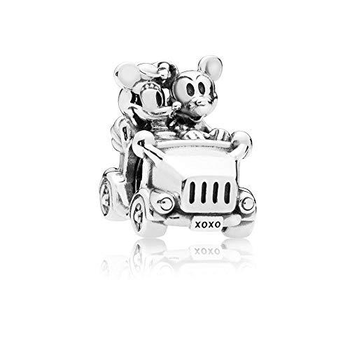 Pandora Minnie Mouse & Mickey Mouse Car Charm...