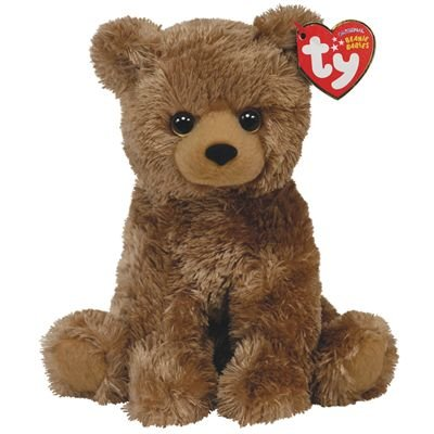TY 40808 - Sequoia Bär Beanie Babies (Bär Baby Ty Beanie)