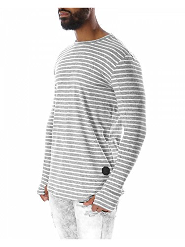 Project X Paris -  T-shirt - Uomo Grigio