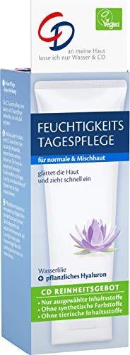 Cd Feuchtigkeits Tagespflege Für Normale Und Mischhaut, 2er Pack (2 X 50 Ml)