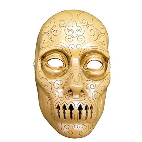 QWhing Festival-Maske Halloween lustige ordentlich Harz Harry Potter Theme Series Maske Kostüm Maske (Lustige Harry Potter Kostüm)