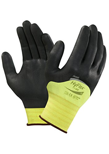 ansell-hyflex-11-402-guanto-multiuso-protezione-meccanica-nero-taglia-8-sacchetto-di-12-paia